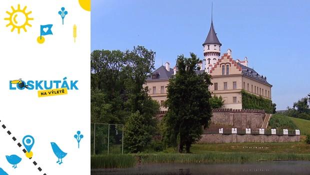 Zámek Raduň: Letní aristokratické sídlo letos slaví 700 let své existence!