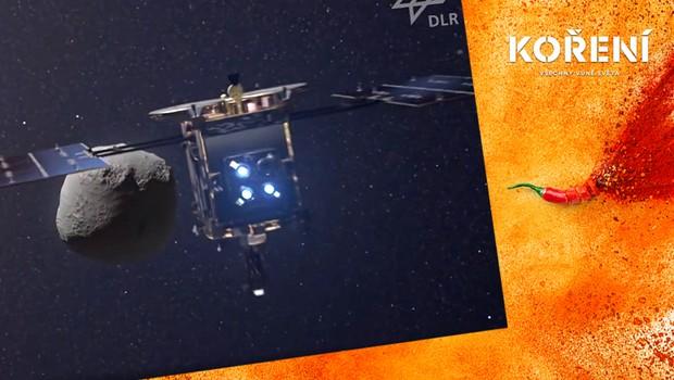 Japonský úspěch: Vesmírný balíček může přispět k odhalení tajemství života na Zemi!