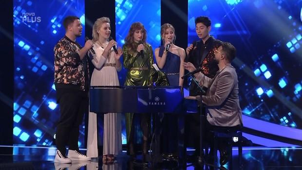 Společná píseň finalistů SuperStar