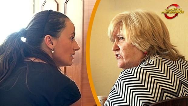 Vyostřená Výměna manželek: Vzteklá tchyně se pouští do Jany!