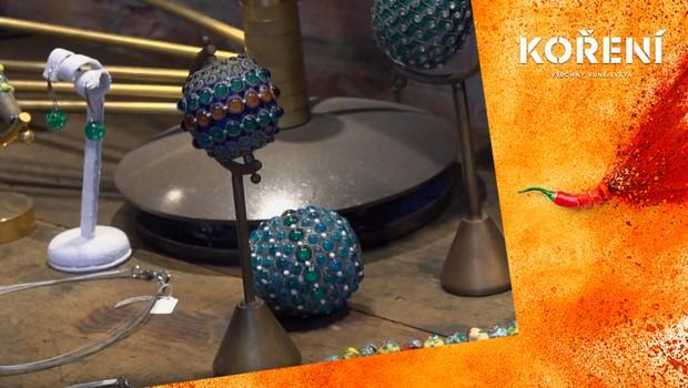 Umělecká díla od sklářů: Jeden muránský korálek vyjde i na dva tisíce korun!
