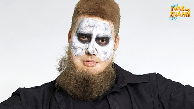 Patrik Děrgel jako Rag'n'Bone - Skin