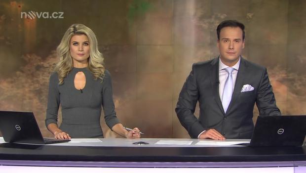 Televizní noviny 26. 11. 2019