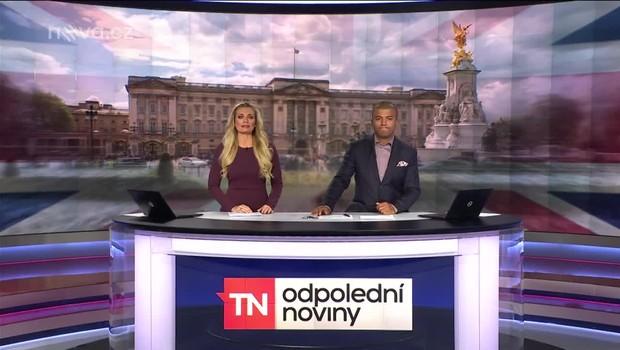 Televizní noviny 3. 12. 2019