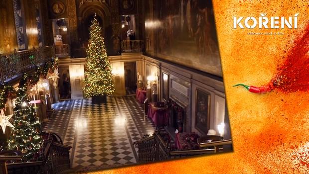Koření - Šlechtické Vánoce