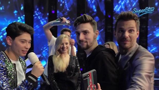 Zákulisí finále SuperStar: Kdo z finalistů nejvíce oslavoval?