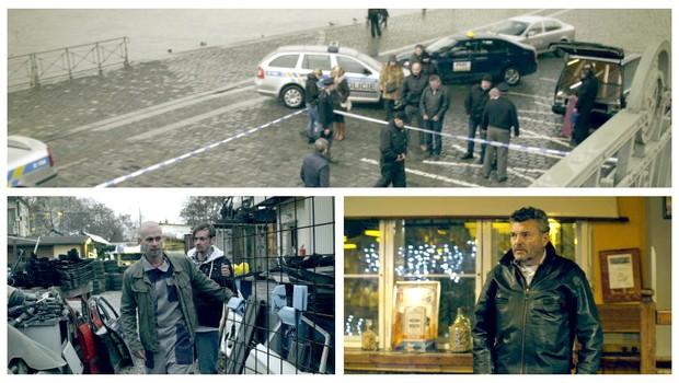 Vražda taxikáře - 2. díl