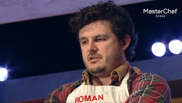 Roman o finále MasterChefa: Moje motivace zvítězit je teď větší!