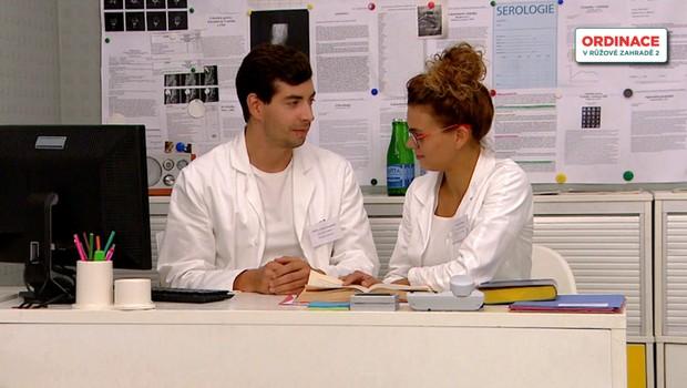 Vztah mezi Táňou a Vojtou bude ještě hodně divoký! Proč doktorka zůstává s Patrikem?