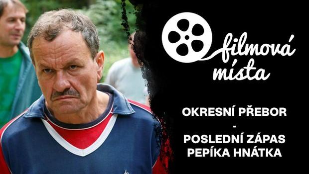 10. díl - Luděk Sobota o hádkách při natáčení filmu Okresní přebor.