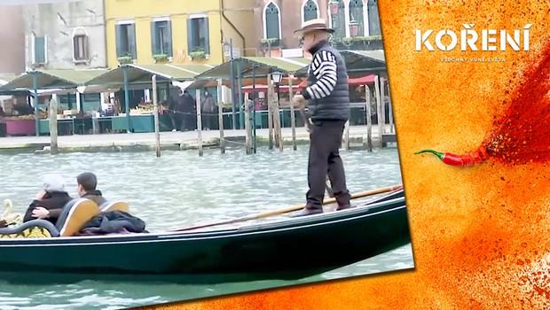Koření - Úklid Benátek