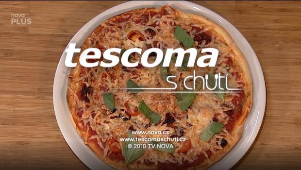 Domácí pizza - 21. 05. 2020