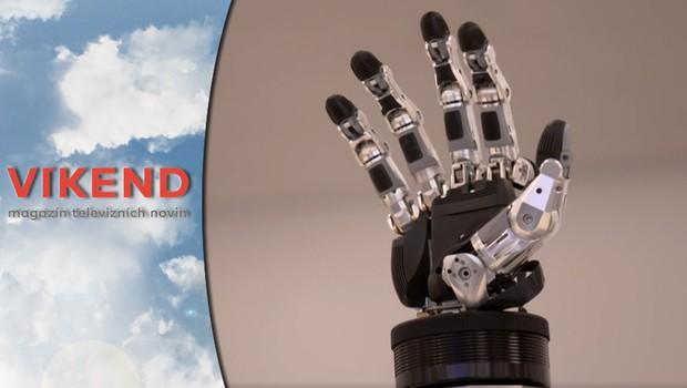 Víkend - Robotika