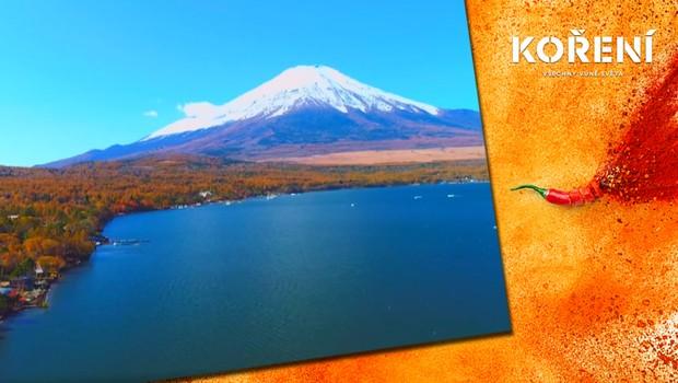 Jedinečný záběr: Pokochejte se pohledem na nejvyšší japonskou horu Fudži!