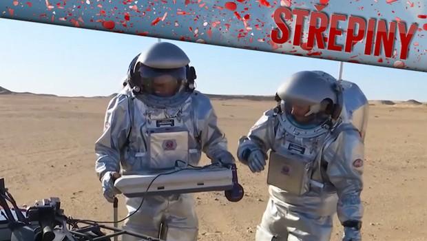 Konec světa není pro lidstvo žádný problém. Bude žít na Marsu!