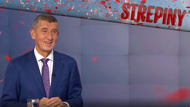 Střepiny - Exkluzivní rozhovor s Andrejem Babišem