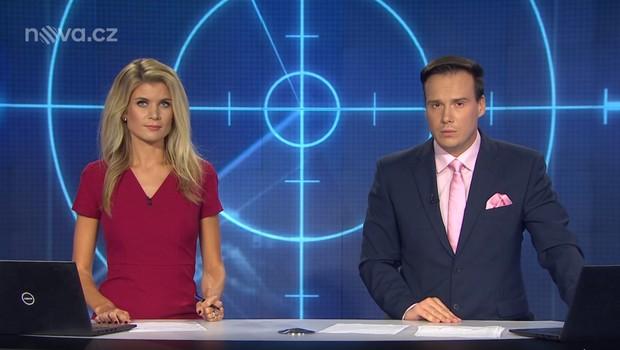Televizní noviny 15. 9. 2019