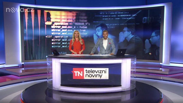 Televizní noviny 12. 9. 2019