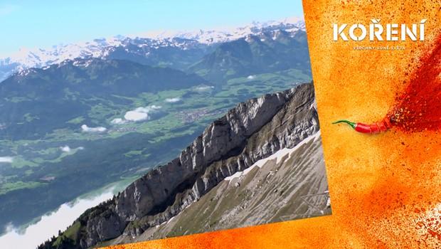 Tip na aktivní dovolenou ve Švýcarsku! Při sportu se pokocháte i krásným výhledem