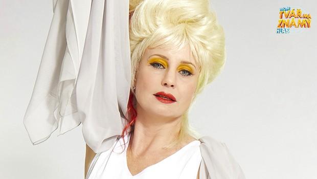 Jitka Schneiderová jako Cindy Lauper - True Colors