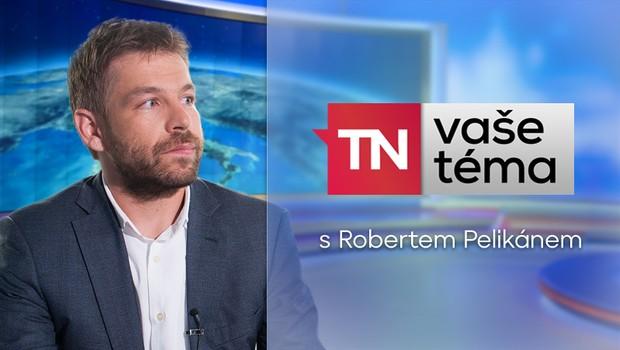 VAŠE TÉMA: Robert Pelikán