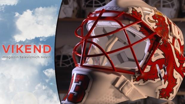 Revoluce v hokeji: Proč trvalo, než se brankářská maska stala nedílnou součástí základní výbavy?