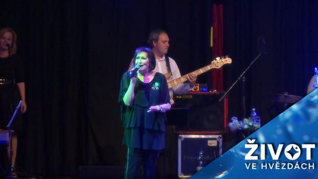 Život ve hvězdách - Kubišová koncert