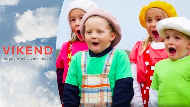 V dětském světě jsou něco jako Karel Gott! Jaké je poslání Štístka a Poupěnky?