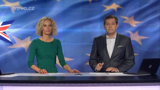 Televizní noviny 17. 10. 2019