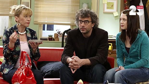 První díl seriálu Comeback - 4. 9. 2008