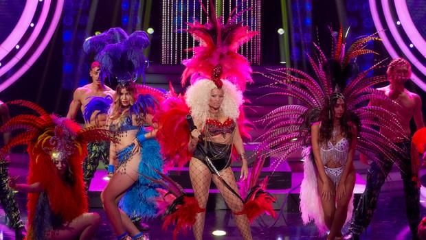 Eva Stárková jako Nicki Minaj - Pound The Alarm