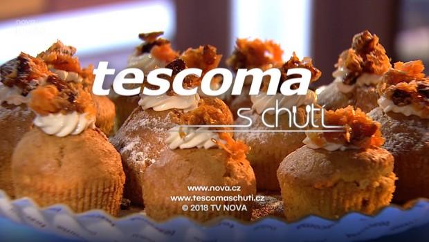 Domácí mrkvové muffiny - 14. 05. 2020