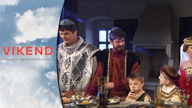 Hostina pro Karla IV.: Jak a co se jedlo u středověké tabule?