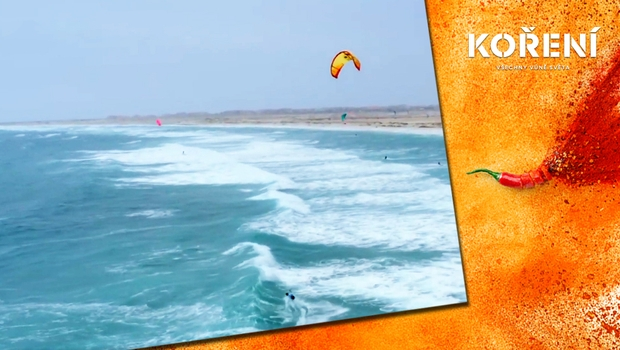 Kitesurfing: Surfaři předvádějí s tažným drakem ve vlnách mimořádné kousky!