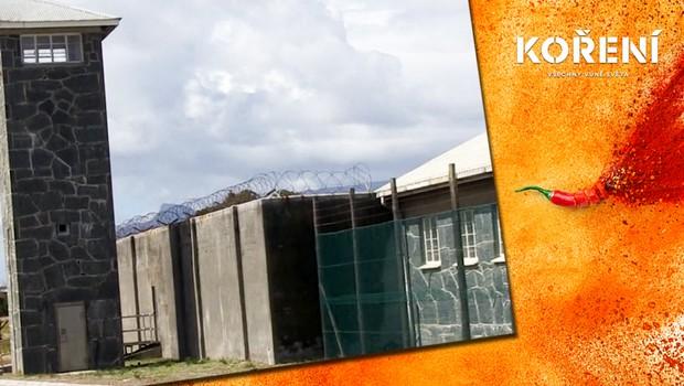 Koření - Nejpestřejší vězení