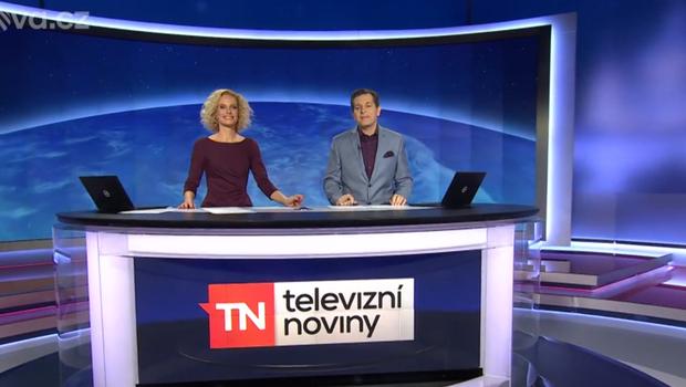 Televizní noviny 28. 11. 2019