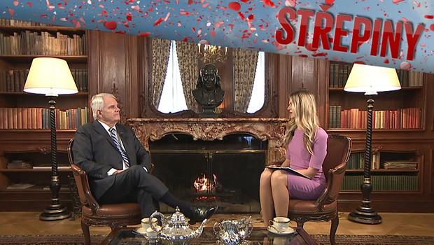 Rozhovor s americkým velvyslancem: Jaký je podle něj český národ?