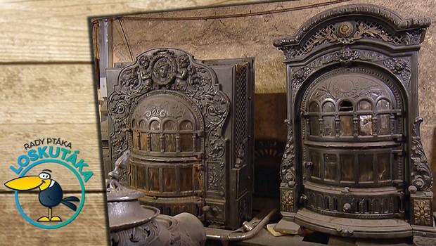 Pusťte se do renovace starých kamen! Těžko naleznete stylovější dekoraci