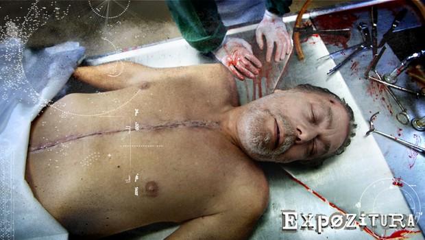 Expozitura 6. díl: Smrt policajta
