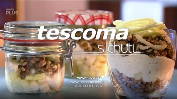 Ovocný salát s kokosovým jogurtem - 14. 6. 2019