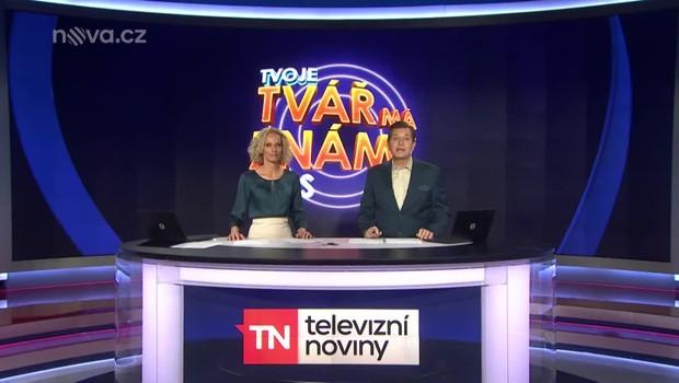 Televizní noviny 19. 10. 2019
