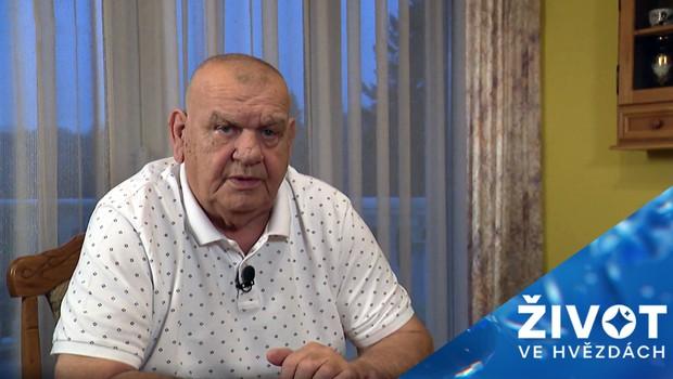 Nebezpečná nemoc: František Nedvěd přišel kvůli rakovině o svůj legendární hlas