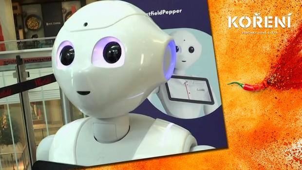 Zvyšuje se zájem o robotické pracovníky. Eliminuje se tak riziko nákazy mezi lidmi