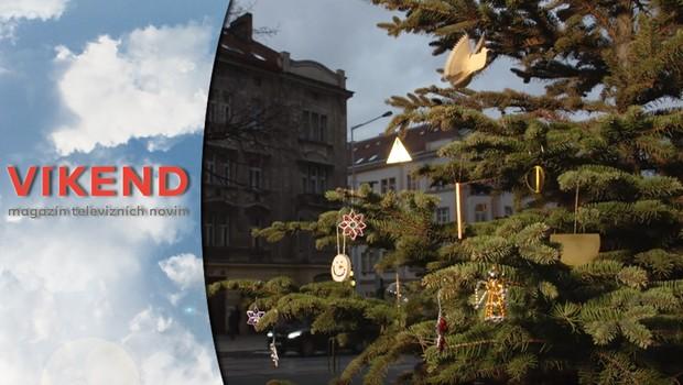 Víkend - Vánoční ozdoby
