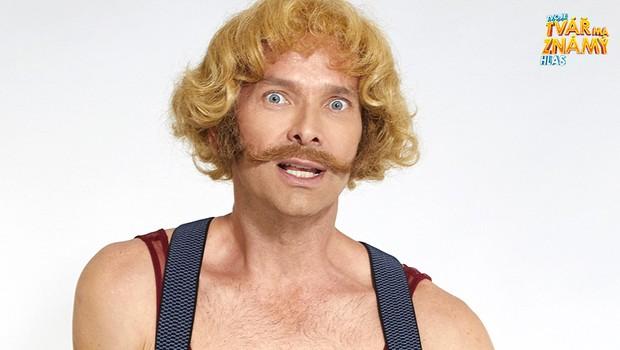 Jan Révai jako Sexy Dancers - Slim Jim
