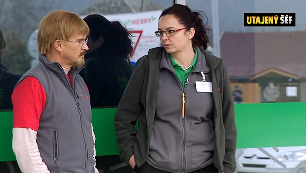 Překvapivá dohra v Utajeném šéfovi: Zuzana už není vedoucí pobočky!