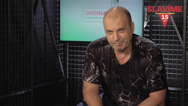 Velký zvrat v Ordinaci. Petr Rychlý prozradil, co čeká diváky v nových dílech