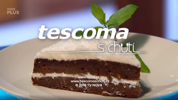 Cuketový dort s kokosovým krémem - 15. 06. 2020