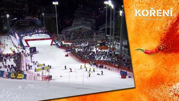Nejprudší sjezdovka na světě je oříškem i pro zkušené lyžaře. Troufli byste si na ni?