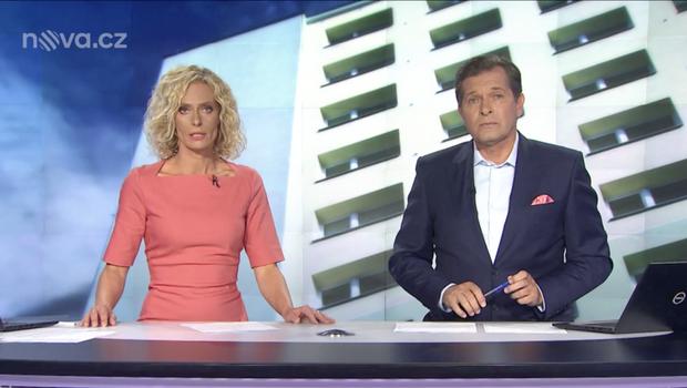 Televizní noviny 20. 9. 2019